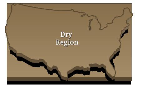 Dry-Region